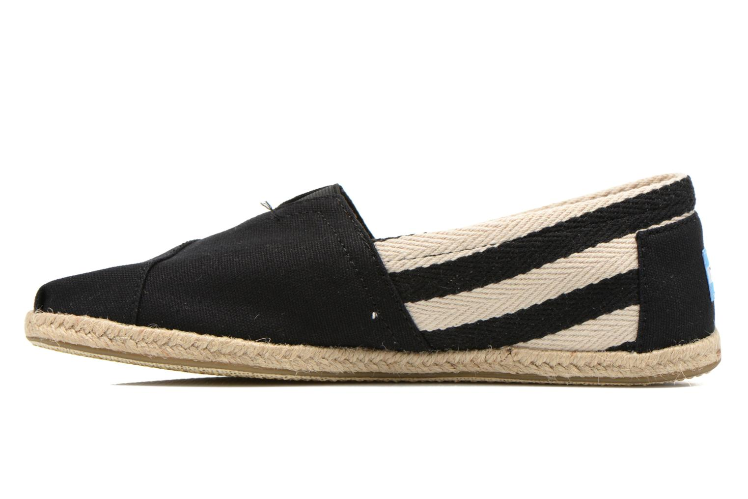 University Classics Black Stripes